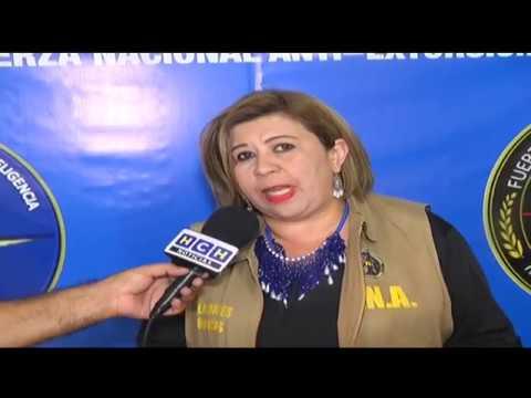 @FNA_Honduras detuvo a cuatro presuntos extorsionadores en diferentes sectores de la capital