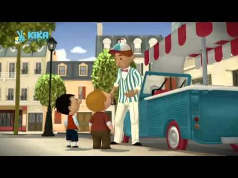 Der kleine Nick Schoko Erdbeer Eis Der kleine Nick Film deutsch Staffel 3 Folge 11