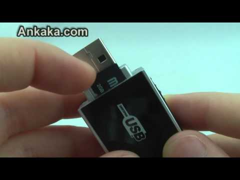 Mini DVR USB DISK HD Camcorder Camera with Automatically Cycling Recording | Spy Recorder Review