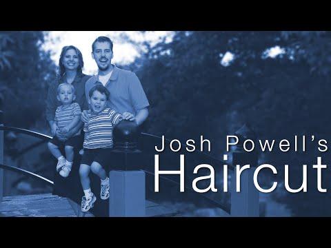 Josh Powell's Freebie Haircut