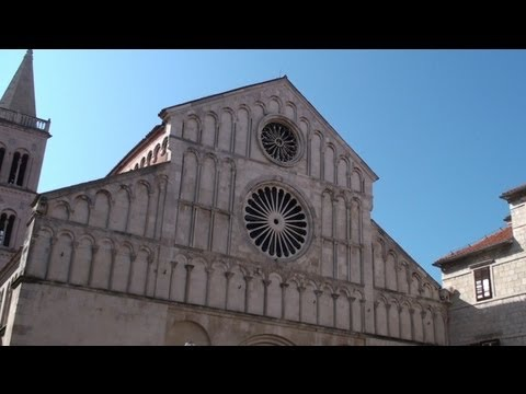 Zadar Croatia travel guide HD1080