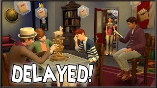 The Sims 4 Info/Thoughts: Get Together Delayed!