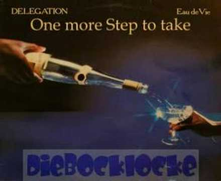Delegation - One More Step To Take