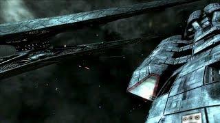 battlestar Galactica online - PEGASUS VS BASESTAR