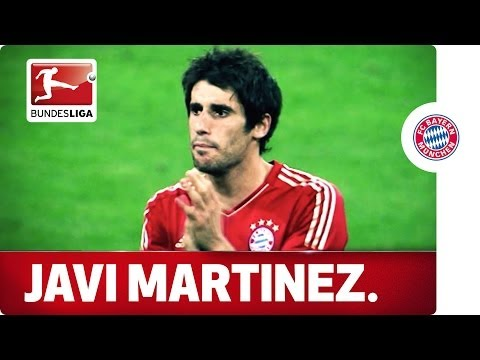 Javier Martinez - Bayern's Title Collector
