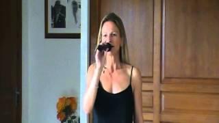 14 ELSA - Bouscule moi - Concert privé 2014 - Kathy GALLOIS chanteuse Normandie 14