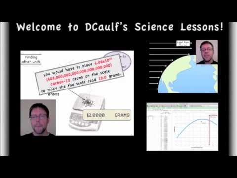 DCaulf's Science Lessons Trailer