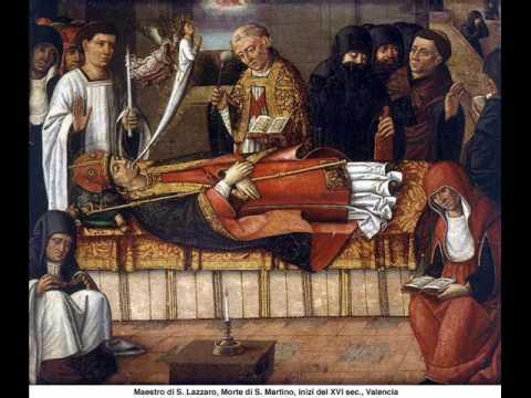 11 Novembre San Martino Di Tours Vescovo Wmv Youtube