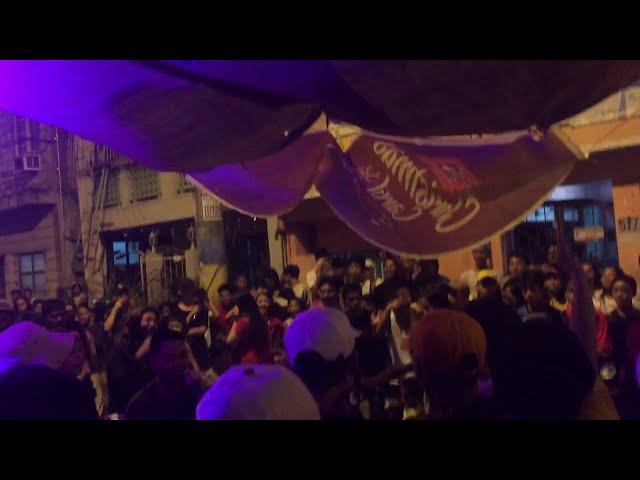 Lansangan - 1096 Gang live at Baliwan sa Street Brgy San Jose