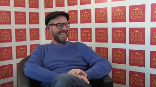 Benjamin Dix talks to Asia House