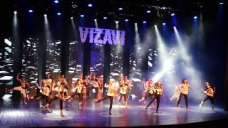 Hip-Hop vs Ballet  Dance - Vizavi Dance Studio