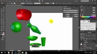 3D - 3D object design - illustrator cc 3d effect tutorial
