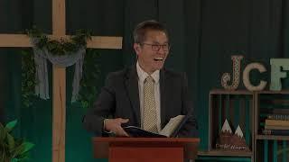 Journey SLO Sunday English Service 8/23/2020