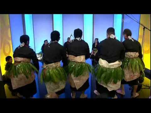 Pukepuke O Tonga on Good Morning TVNZ