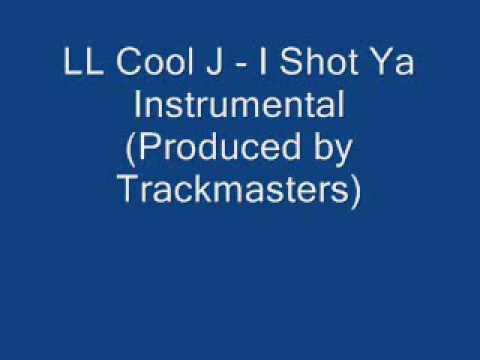 LL Cool J - I Shot Ya (Instrumental)