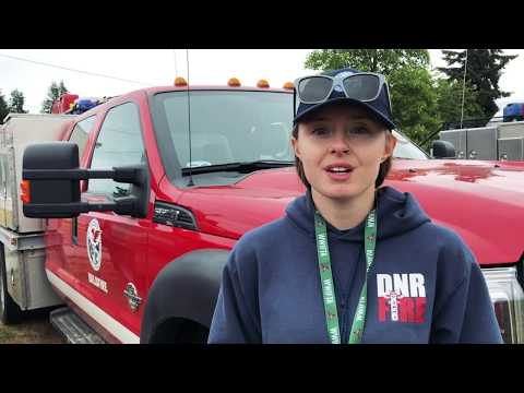 Become A Wildland Firefighter