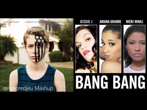 Irresistible Bang - Fall Out Boy vs. Jessie J, Ariana Grande, & Nicki MInaj (Mashup)