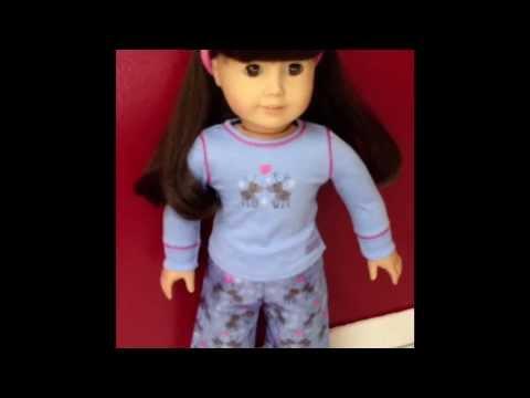 Review Of The American Girl Reindeer Pajamas