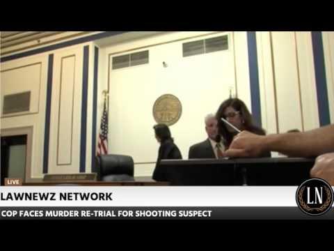 Ray Tensing Retrial Day 4 Jury Selection 06/07/17