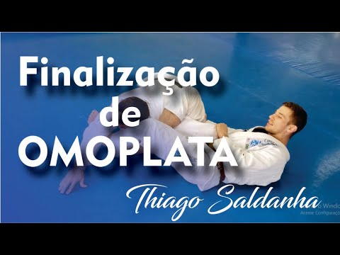 Jiu-Jitsu - Finalização de Omoplata - Thiago Saldanha - BJJCLUB
