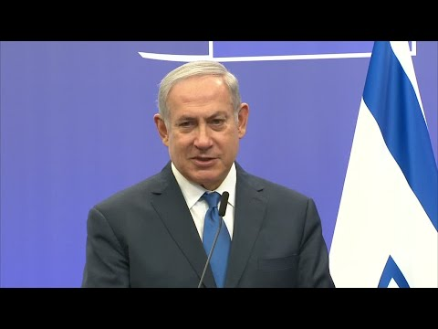"Netanyahu: ""I believe that most of European countries will move their embassy to Jerusalem"""