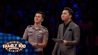 Apakah tim Polki NTMC bisa mencapai 200 poin? - PART 4 - Family 100 Indonesia