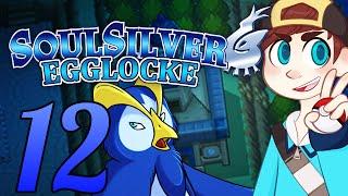 Pokemon Soul Silver Egglocke - Episode 12 ~ AMPHY'S HURTING! - HGSS Egglocke