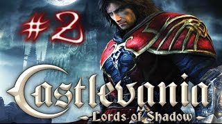 Castlevania Lords Of Shadow let