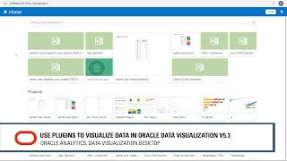 Using Plugins to Visualize Data in Oracle Data Visualization video thumbnail