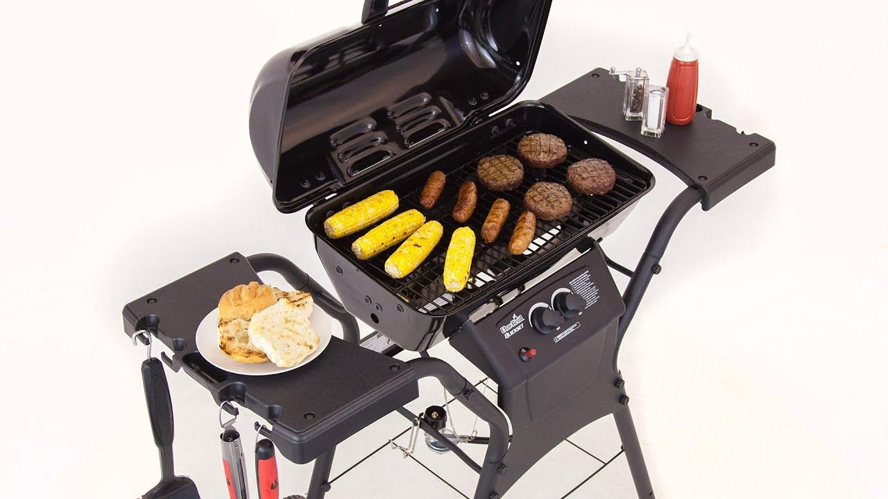 Char Broil Quickset 2 Burner Gas Grill