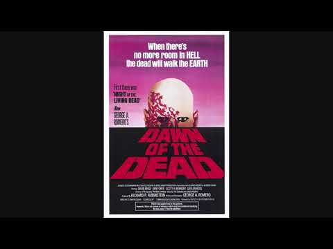 """Dawn of the Dead"" (Audiobook Part One) Read by Jonathan Davis"