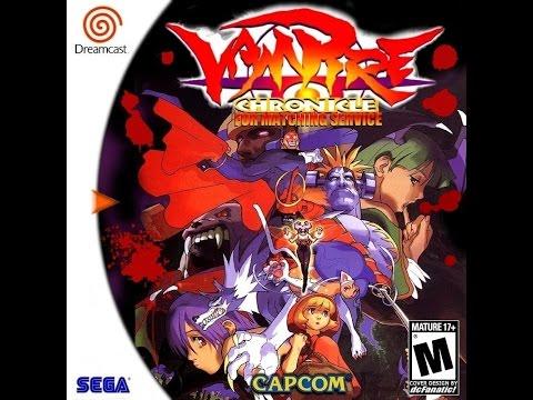 Ivan4ik  -  Vampire Chronicle For Matching Service (Dreamcast) (07.05.13) - не для заливки