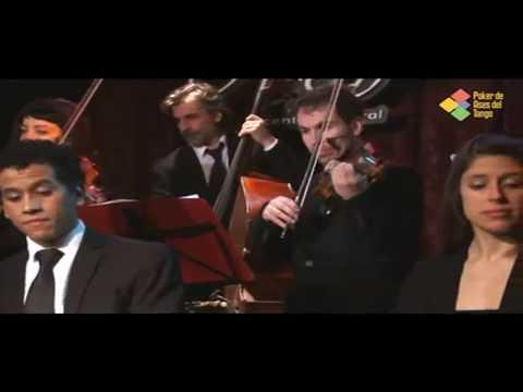 Orquesta Romantica Milonguera - Oigo tu voz  en programa Poker de ases