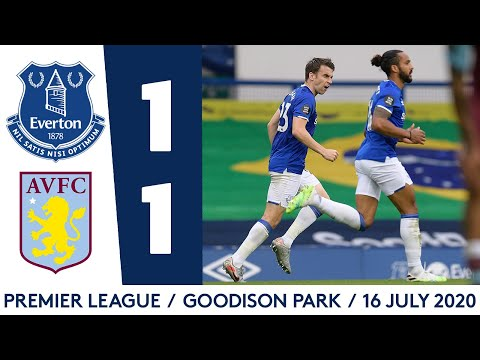 Everton Aston Villa Goals And Highlights