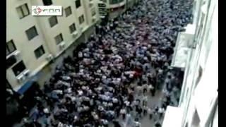 PRIMAVERA ÁRABE. Breve acercamiento a la revolución en Medio Oriente (Siria / Yemen / Egipto).