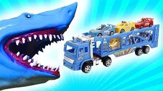 Видео про Машинки - Автовоз и Маквин - Мультики для Детей