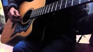 Em của hoa bằng lăng guitar cover by Khải Màu