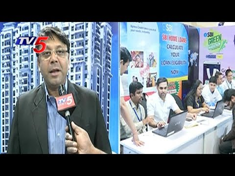 SBI Property, Auto Show @ Madhapur Cyber Convention Centre | TV5 News