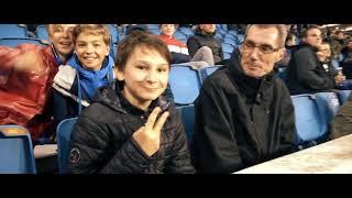 Un soir au Stade Océane : HAC - Gazelec d' Ajaccio