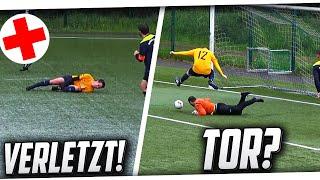ELFMETER? Krasses Spiel vs TABELLENFÜHRER ft Verletzungen, Tore & mehr! PMTV