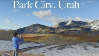 Park City, Utah | St. Regis and a hike to Doughnut (Donut) Falls