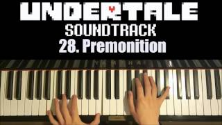 Undertale OST - 28. Premonition (Piano Cover by Amosdoll)