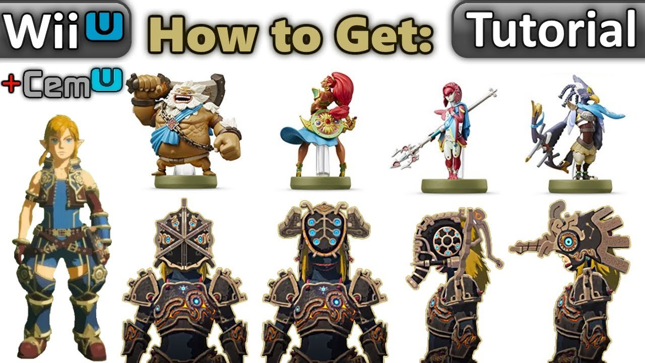 Zelda: BOTW - How to Get