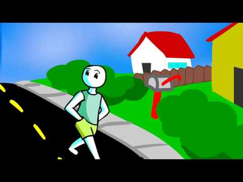 HELLO SUNSHINE (Liza Koshy BGM) | Animated Music Video