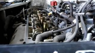 """ГТ"" Geely CK, MK - 1.5, 1.6l Регулируем клапана, меняем ремень ГРМ."