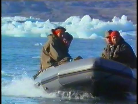 Svalbard 1987 Expedition