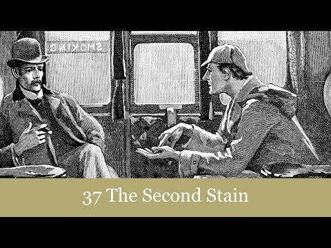 A Sherlock Holmes Adventure The Second Stain Audiobook BEST