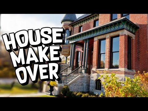 FLIPPING OUR FIRST HOUSE - House Flipper Beta Gameplay
