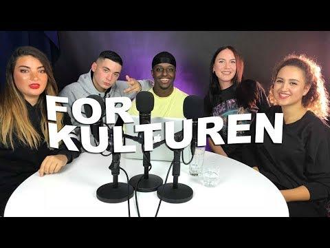 "For Kulturen #2 m/ Serhat & Abdikadir fra ""17"" | Britz | Guleed & Gilli | Eminem [PODCAST]: YLTV"