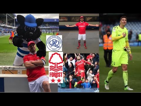 QPR 0-1 NOTTINGHAM FOREST | DORE IN FULL KIT MODE AS ANSARIFARD SCORES BUT PANTILIMON IS THE HERO
